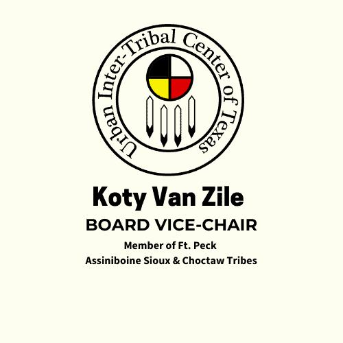 Koty Van Zile Logo no email