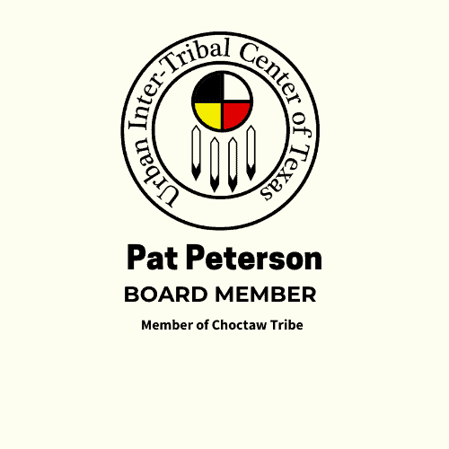 Pat Peterson Logo no Email